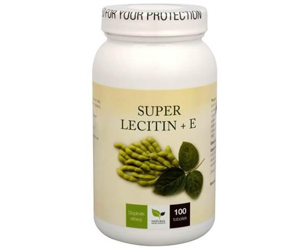 Super Lecitin + E 100 tob. (z1867) od www.prozdravi.cz