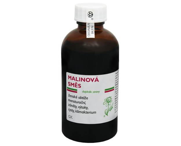 Malinová směs GK 200 ml (z2845) od www.prozdravi.cz