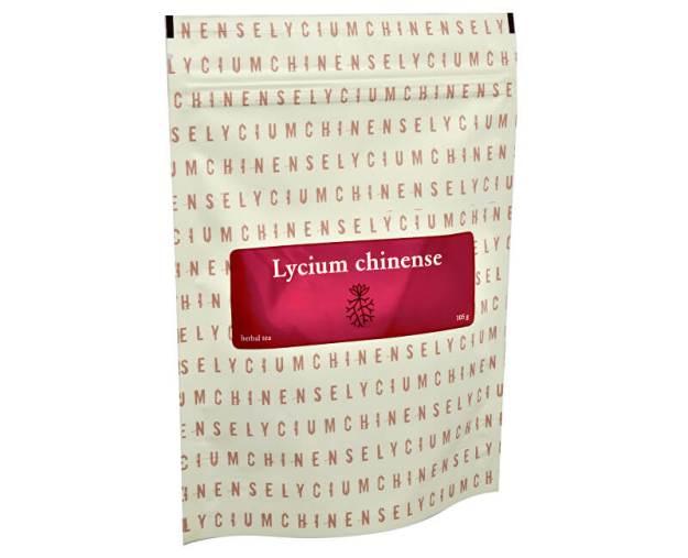 Lycium chinense (Kustovnice čínská) - bylinný čaj 105 g (z3183) od www.prozdravi.cz