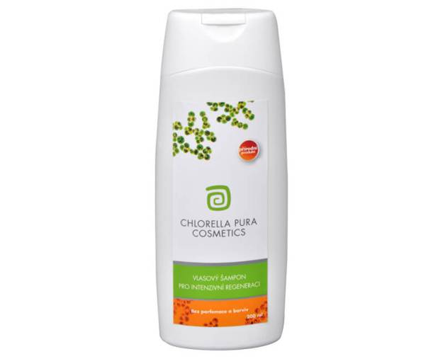 Chlorella Centrum Vlasový šampon s CGF pro růst vlasů a intenzivní regeneraci 200 ml (z3384) od www.kosmetika.cz