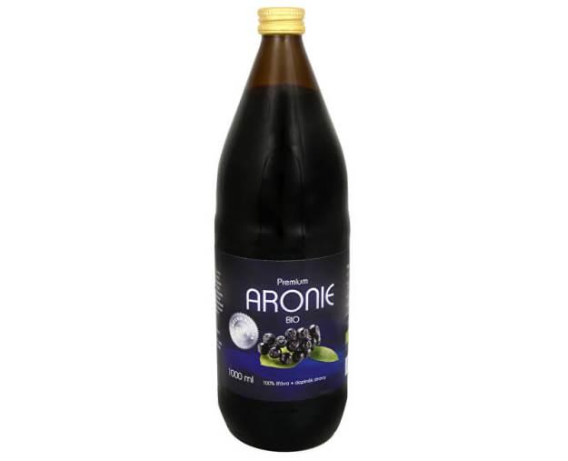 Aronie Premium - 100% Bio šťáva 1000 ml (z4958) od www.prozdravi.cz