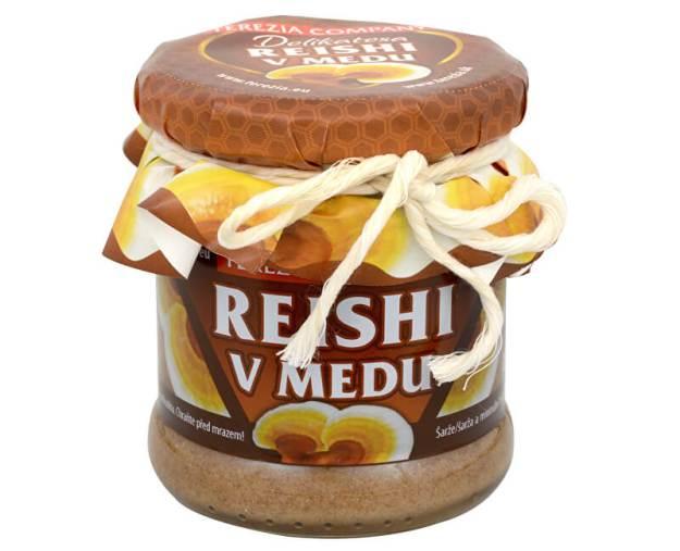 Reishi v medu 250 g (z5234) od www.prozdravi.cz