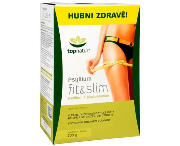 Psyllium Fit & Slim 200 g (z10960) od www.prozdravi.cz
