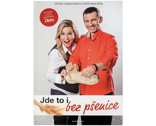 Jde to i bez pšenice (Petr Havlíček, Petra Lamschová) (z43097) od www.prozdravi.cz