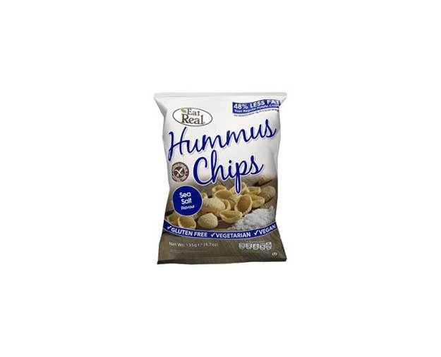 Hummus chipsy – s mořskou solí 45g (z44372) od www.prozdravi.cz