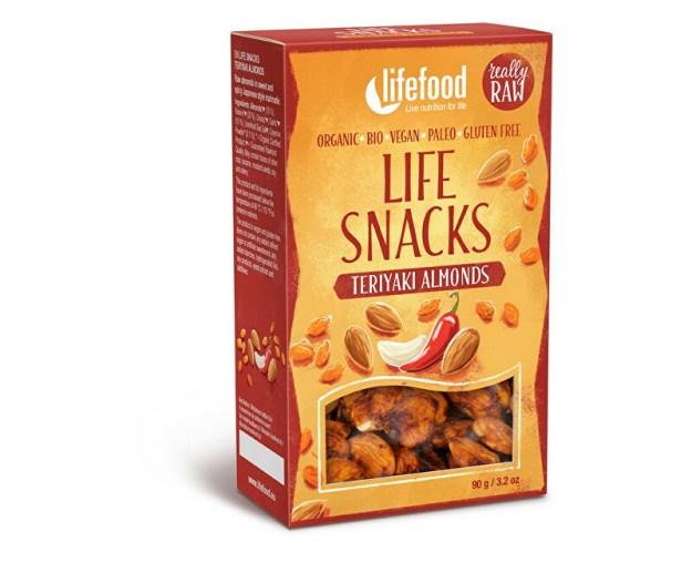 Bio Life snacks Teriyaki mandle 90g (z44160) od www.prozdravi.cz