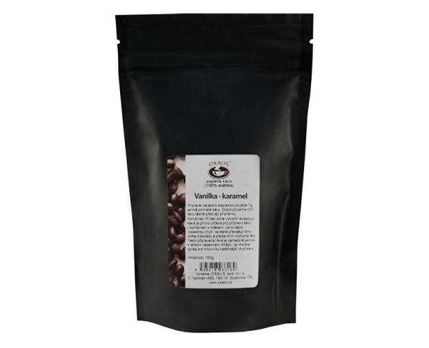 Káva Vanilka - karamel 150g (z49608) od www.prozdravi.cz