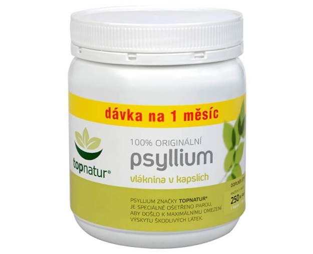 Psyllium 200 kapslí + 50 kapslí ZDARMA (z49987) od www.prozdravi.cz