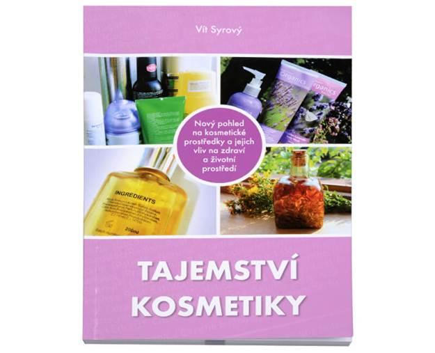 Tajemství kosmetiky (Vít Syrový) (z49846) od www.prozdravi.cz
