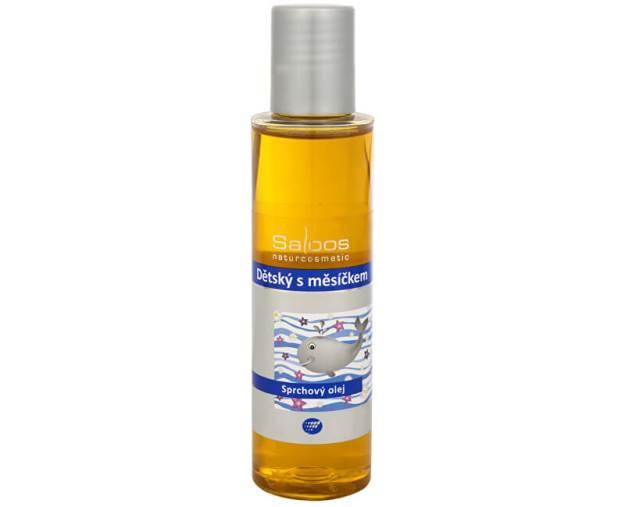 Sprchový olej - Dětský s měsíčkovým extraktem 125 ml (z50017) od www.prozdravi.cz