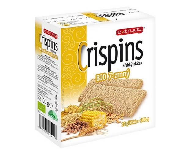 Bio Crispins 7-zrnný plátek 100g (z51934) od www.prozdravi.cz