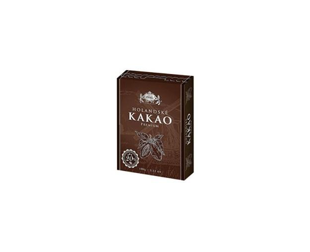 Holandské kakao premium 100g (z51921) od www.prozdravi.cz