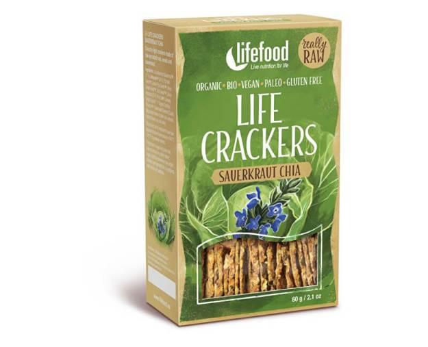 Bio Life crackers Zelánky RAW 60 g (z51962) od www.prozdravi.cz