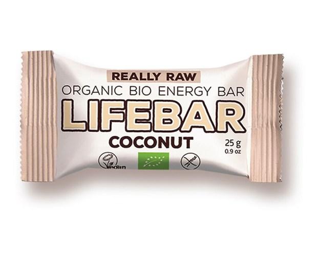 Bio tyčinka Lifebar kokosová RAW 25g (z51953) od www.prozdravi.cz
