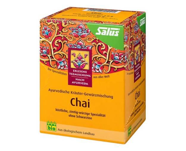 Bio Chai (Ajurvédská bylinná směs) 15 sáčků (z52913) od www.prozdravi.cz