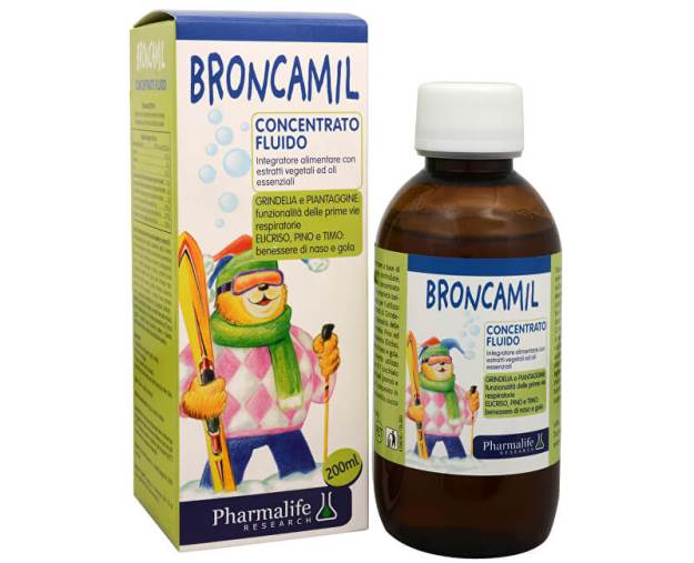 Olimpex Trading Broncamil 200 ml (z52204) od www.kosmetika.cz