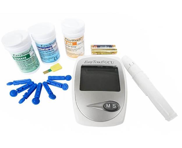 EasyTouch Cholesterolmetr EasyTouch (3v1) (z52653) od www.kosmetika.cz