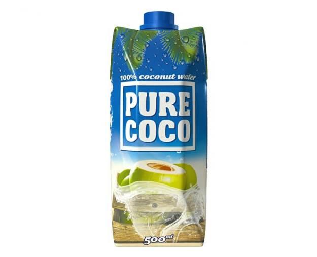 Pure Coco 100% kokosová voda 500ml (z52494) od www.prozdravi.cz