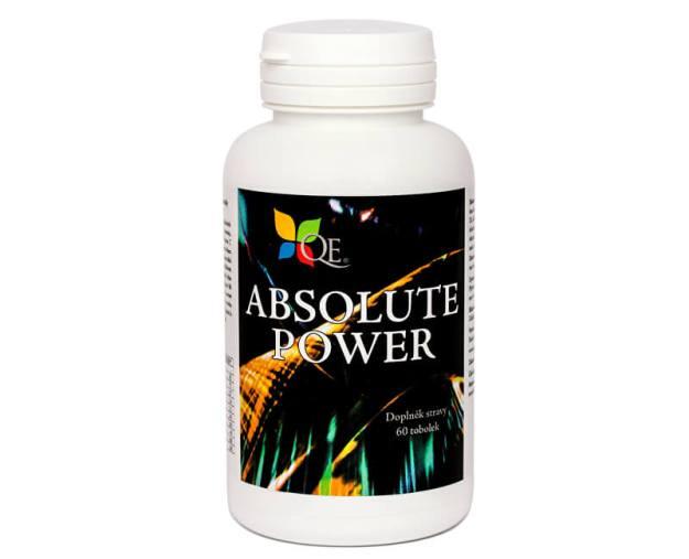 Absolute Power 60 tobolek (z53585) od www.prozdravi.cz