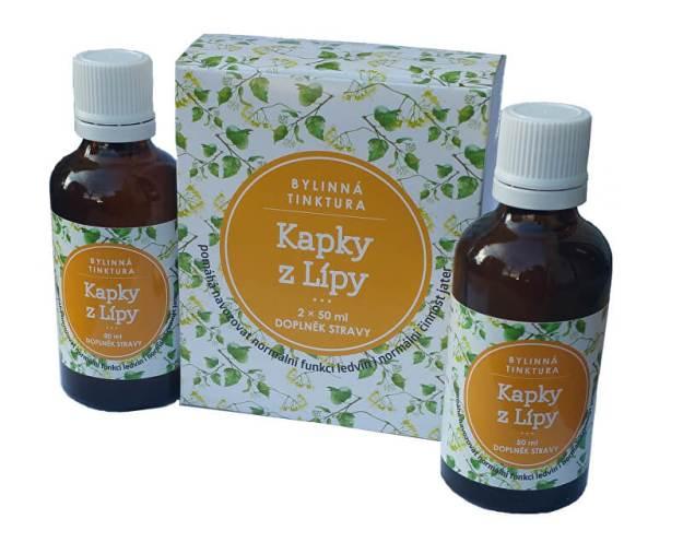 Dr. CLARK Kapky z lípy bylinná tinktura 2 x 50 ml (z53328) od www.kosmetika.cz