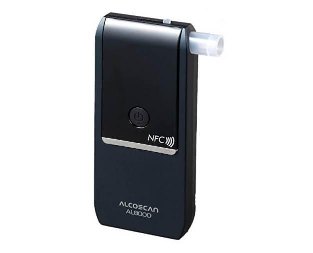 V-net Alkoholtester AL 8000 NFC (z54847) od www.kosmetika.cz