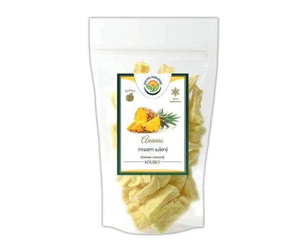 Ananas kousky mrazem sušené (z54149) od www.prozdravi.cz