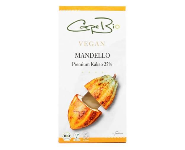 Bio Carpe mandlová čokoláda 25% 100g (z54770) od www.prozdravi.cz