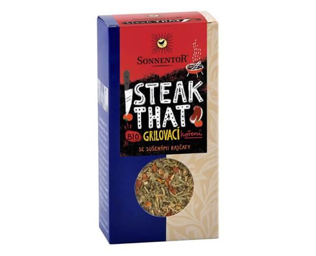 Bio Steak That - grilovací koření na steaky 50g (z54780) od www.prozdravi.cz