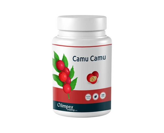 Olimpex Trading Camu Camu 100 tobolek (z54476) od www.kosmetika.cz