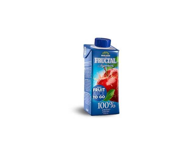 Fructal superior jablko 100% 200ml (z54786) od www.prozdravi.cz