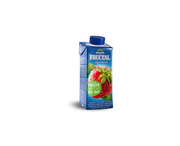 Fructal superior jahoda 200ml (z54788) od www.prozdravi.cz