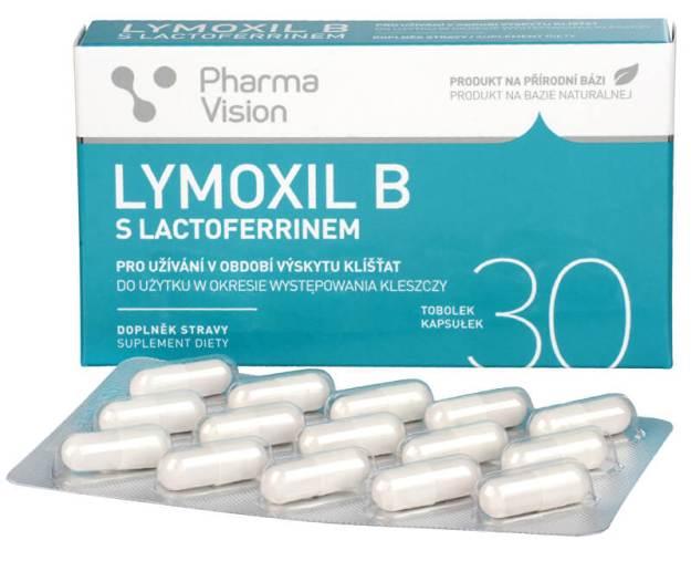 Lymoxil B s lactoferrinem 30 tobolek (z54748) od www.prozdravi.cz