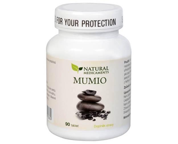 Mumio 250 mg 90 tablet (z54989) od www.prozdravi.cz