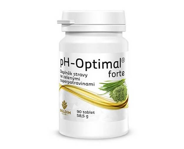 pH-Optimal Forte 90 tablet (z54917) od www.prozdravi.cz