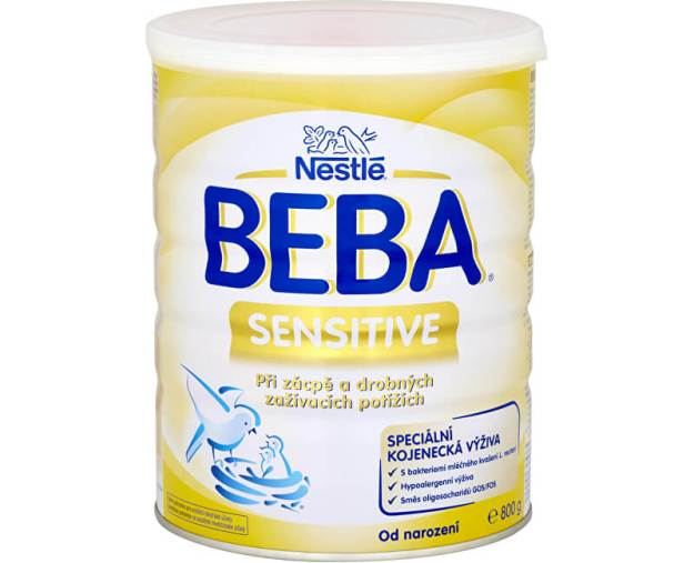 BEBA Sensitive při zácpě 800 g (z55032) od www.prozdravi.cz