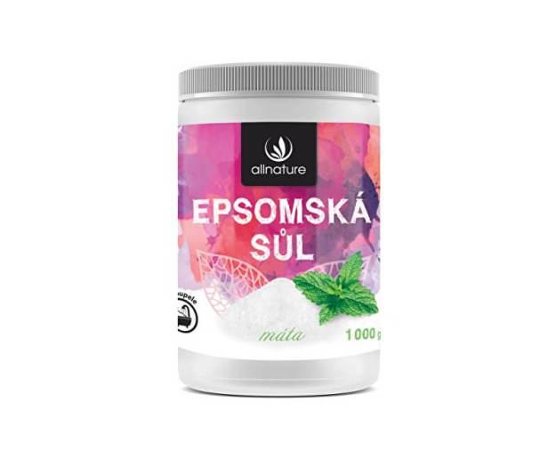 Epsomská sůl máta 1000 g (z55341) od www.prozdravi.cz