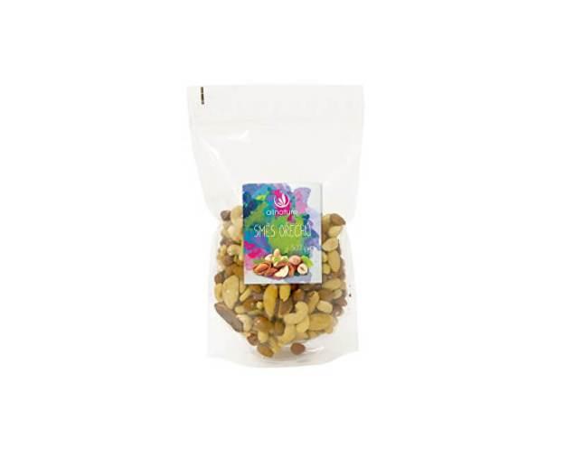 Jádra ořechů směs (mandle, lískače, kešu, para) (z55842) od www.prozdravi.cz