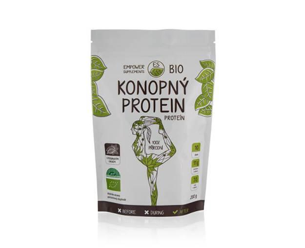 Konopný protein s kakaem BIO 200 g (z55669) od www.prozdravi.cz