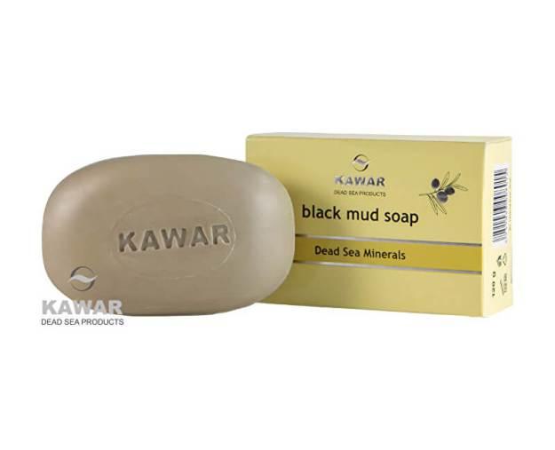 Mýdlo s obsahem černého bahna z Mrtvého moře 120 g (z55441) od www.prozdravi.cz