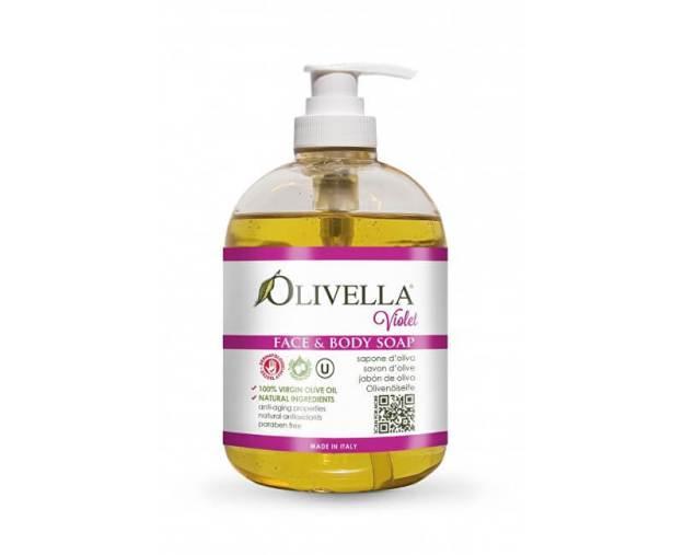 Tekuté mýdlo s vůní fialek 500 ml (z55865) od www.prozdravi.cz