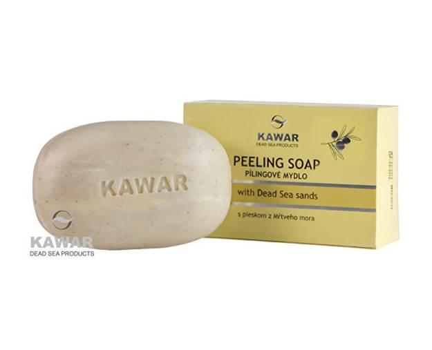 Peelingové mýdlo s pískem z Mrtvého moře 120 g (z55443) od www.prozdravi.cz