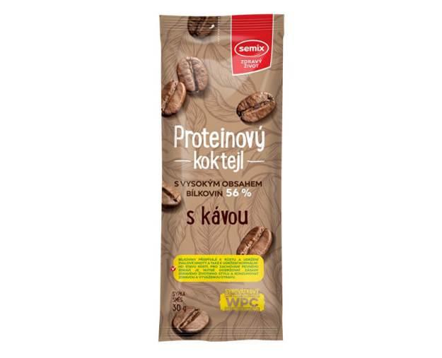 Proteinový koktejl s kávou 30g (z55925) od www.prozdravi.cz