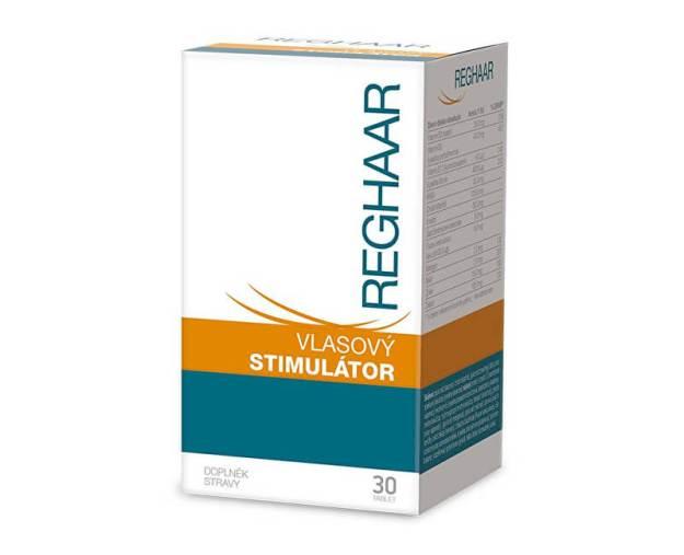 Reghaar - vlasový stimulátor 30 tbl. (z55803) od www.prozdravi.cz