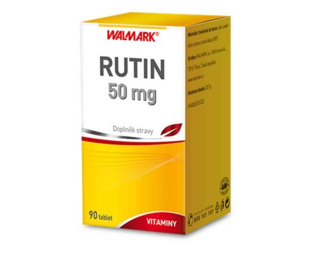 Rutin 50 mg 90 tbl. (z55829) od www.prozdravi.cz