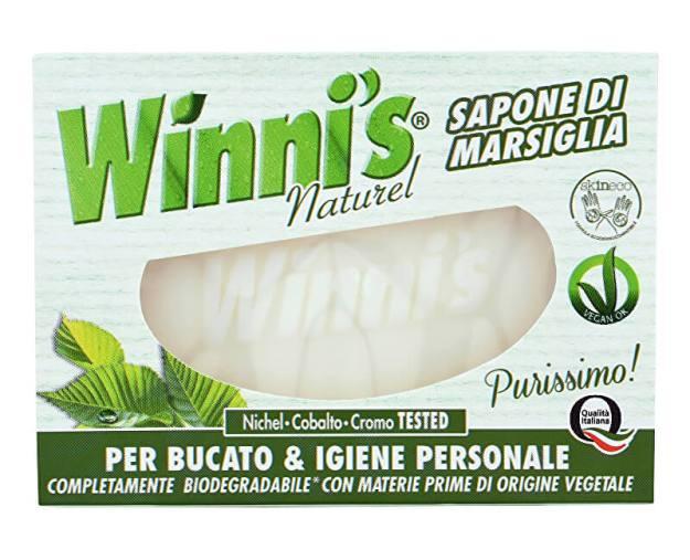 Sapone Marsiglia tuhé mýdlo pro osobní hygienu i ruční praní 250 g (z55294) od www.prozdravi.cz