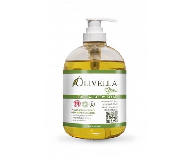 Tekuté mýdlo Classic 500 ml (z55863) od www.prozdravi.cz