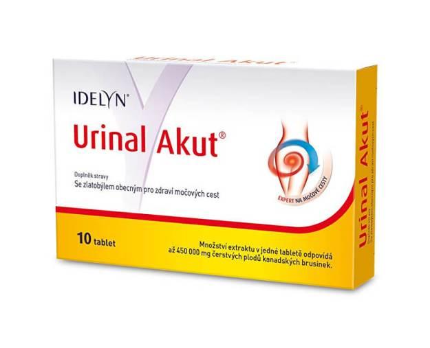 Urinal Akut 10 tbl. (z55748) od www.prozdravi.cz