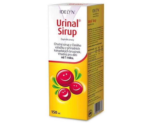 Urinal sirup 150 ml (z55750) od www.prozdravi.cz