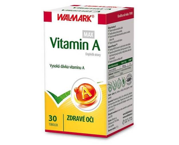 Vitamín A MAX 30 tob. (z55767) od www.prozdravi.cz