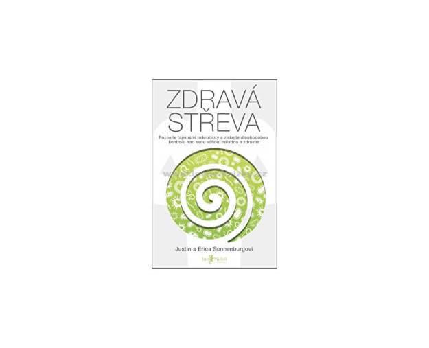Zdravá střeva (Justin Sonnenburg, Erica Sonnenburgová) (z55983) od www.prozdravi.cz